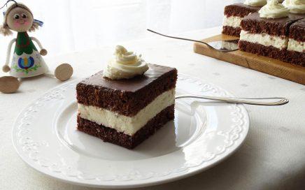 zdjęcie ciasta na talerzu