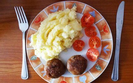zdjęcie dania obiadowego