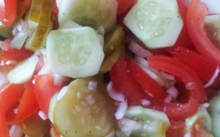 zdjęcie salatki