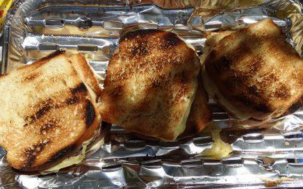 zdjęcie tostów zgrilla