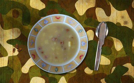 zdjęcie zupy grochowej