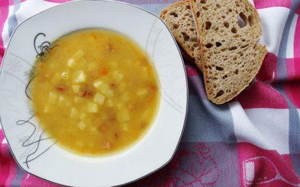 zupa zczerwonej soczewicy