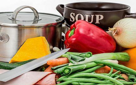 zdjęcie zupy iwarzyw