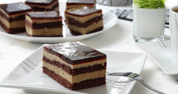 zdjęcie ciasta kawowego
