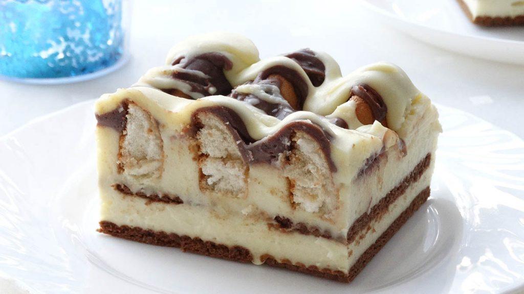 zdjęcie ciasta onazwie góra lodowa
