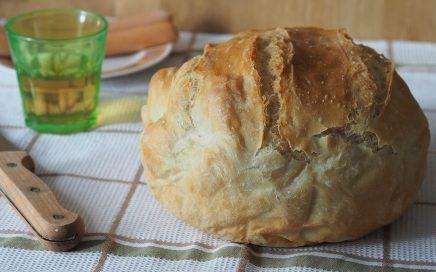 zdjęcie upieczonego chleba
