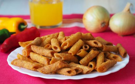 zdjęcie chipsów makaronowych