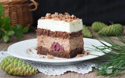 zdjęcie ciasta wtle szyski