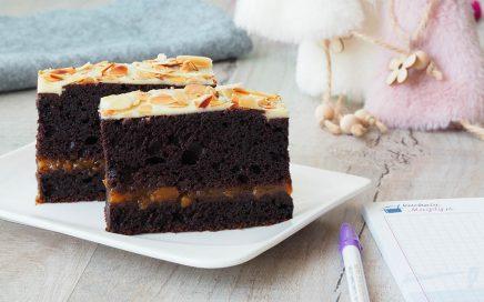 zdjęcie ciasta kefirowego