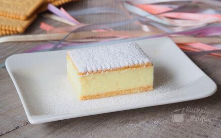 zdjęcie ciasta natalerzyku Kremówka bezpieczenia