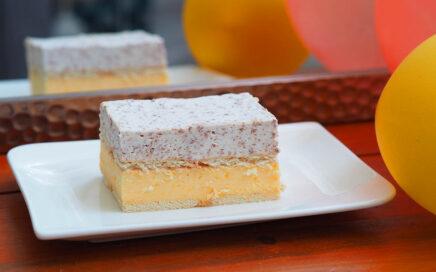 Ciasto mandarynka zczekoladą