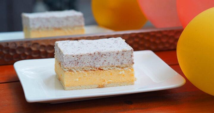 Ciasto mandarynka z czekoladą