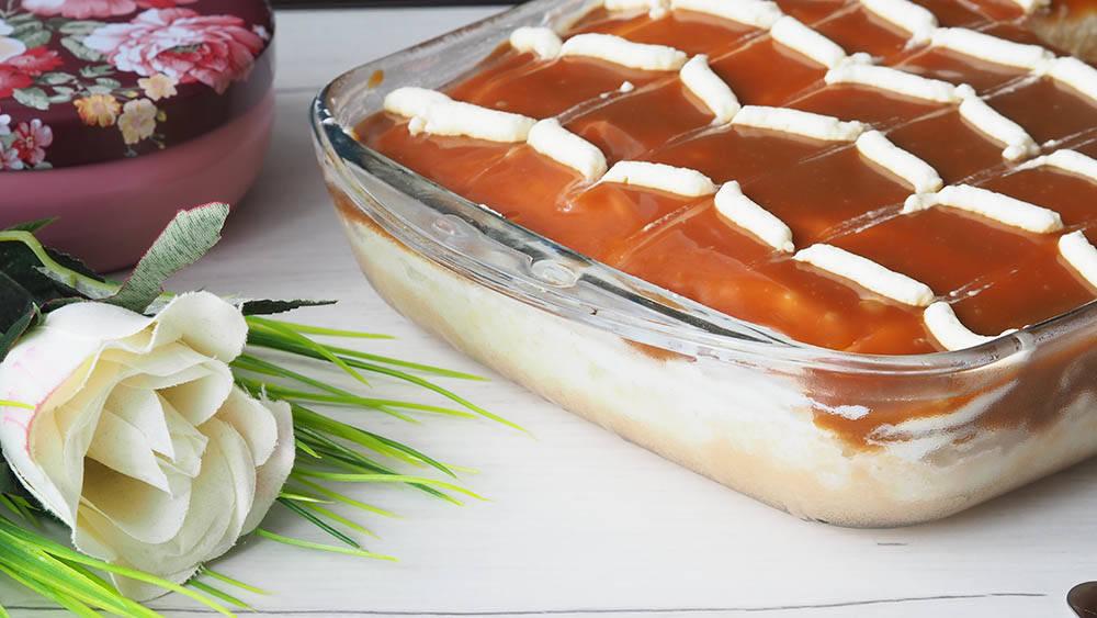 Ciasto Trileçe (Trzy mleka)