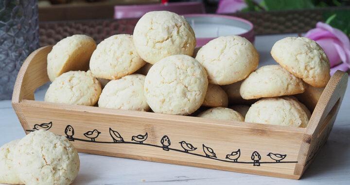Ciasteczka sezamowe