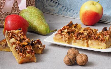 Orzechowo-jabłkowy zawrót głowy